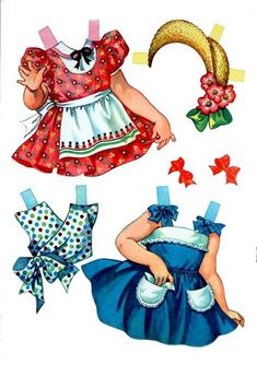 Image result for Anne A Paper Doll