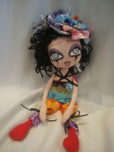Carlie, by Lesley Jane Dolls