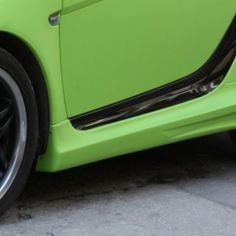 Add some more value to your Smart Fortwo 451 by installing the Smart Power Design Side Skirts. A manual is included for an easy installation. Smart Car Accessories, Smart Fortwo, Colors, Skirts, Shop, Check, Design, Ideas, Skirt