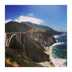 California's Highway 1, USA