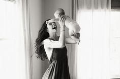 Pure joy. #familyportrait