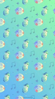 Fondo de pantalla de Soul ilustrado por Aaron Jandette / Pixar Wallpaper Disney Wallpaper, Pixar, Display, Pixar Characters