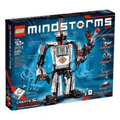 LEGO Mindstorms EV3 31313 - http://www.2013trends.net/store/lego-mindstorms-ev3-31313/