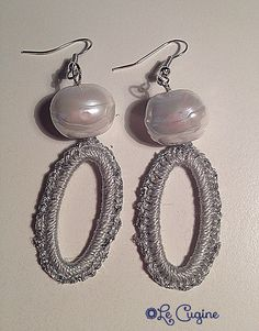 Silver of the Moon lecuginecreazioni# handmade