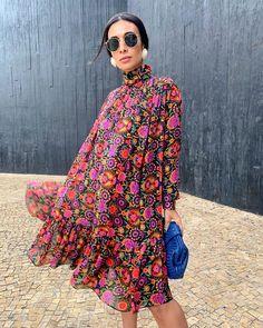 Summer Fashion Outfits, Modest Fashion, Hijab Fashion, Fashion Dresses, Spring Fashion, Modest Outfits, Chic Outfits, Casual Dresses, Summer Dresses