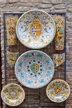 Ceramics for sale [Florence, Italy]