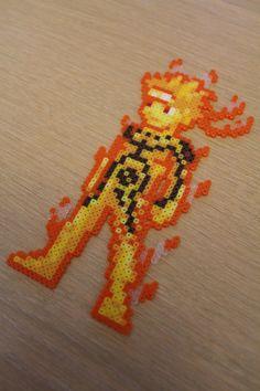 Hama Naruto Kyuubi Mode by Retr8bit.deviantart.com on @DeviantArt