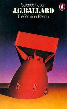 David Pelham's iconic cover designs for J G Ballard's books