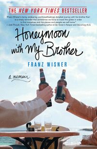 Left at the alter? Don't waste your honeymoon, have an adventure to cure your broken heart.  This guy did, and didnt come home for two years.  A  funny and thoughtful book full of great travel stories.