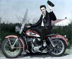 Elvis in Memphis in november 1956
