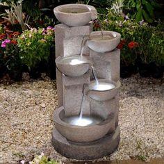 Relaxing Indoor Fountain Ideas (26)