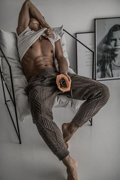 papaya grows your body muscle Portrait Photography Men, Photography Poses For Men, Photography Courses, Free Photography, Erotic Photography, Photography Editing, Underwater Photography, Photography Backdrops, Wildlife Photography
