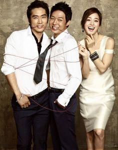 Song Seung-heon & Park Yoochun & Kim Tae Hee