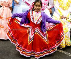 native mexican dress