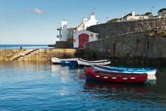 Coliemore Harbour, Dalkey by Ian Gem, via Flickr