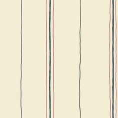 "York Kids IV Pooch 33' x 20.5"" Stripes Wallpaper"