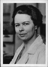 "Katharine Burr Blodgett (January 10, 1898 – October 12, 1979) was the first woman to be awarded a Ph.D. in Physics from University of Cambridge in 1926. She invented low-reflectance ""invisible"" glass."