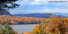 View from a bench at Vanderbilt mansion Hudson Valley, Bench, Mountains, Mansions, Nature, Travel, Naturaleza, Viajes, Villas