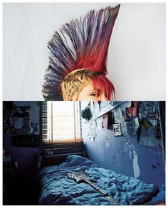 Fotógrafo James Mollison registra imagens de diferentes locais onde crianças dormem.