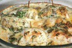scholfilet uit de oven Dutch Recipes, Fish Recipes, Cooking Recipes, Healthy Recipes, Oven Dishes, Fish Dishes, Confort Food, Good Food, Yummy Food
