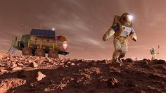Rover radiation data poses manned Mars mission dilemma