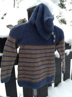 Oslo anorakk Oslo, Knits, Men Sweater, Turtle Neck, Knitting, Sweaters, Fashion, Sweater Vests, Moda
