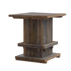 Unterwasserholz Stehtisch 'Donau'. Unsere Unterwasserholz kommt aus Hollandische Kanäle, das Holz bekommt beim Hausundgartenmoebel.com ein zweites Leben! Lassen Sie sich inspirieren.