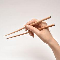 三角箸(短) ブナ