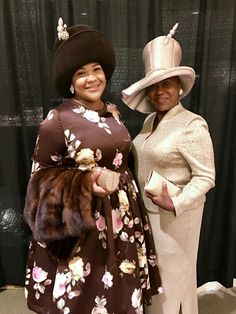 Sistahs Be Simply Smooth and Beautiful Church Suits And Hats, Church Attire, Church Hats, Church Outfits, Church Clothes, African Print Fashion, Tribal Fashion, American First Ladies, Casual Dresses