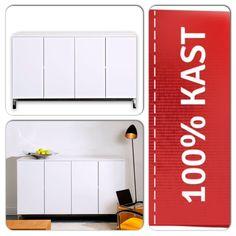 De kracht van eenvoud is de basis voor elk interieur en dat maakt ons dressoir Anouk helemaal waar! Wil je meer weten over Anouk? Ga dan naar http://100procentkast.nl/kasten-op-maat/dressoir/dressoir-anouk/