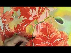 The Art of Pouring Watercolors, Part 4 - YouTube