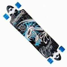 longboard Tempish DOOM Skateboard, Sports, Skateboarding, Hs Sports, Skate Board, Sport, Skateboards