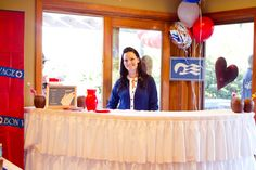 """Photo 2 of 52: Nautical/Cruise Ship, The Love Boat / Farewell Party """"A Love Boat/Bon Voyage Party"""" 
