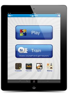 Brain Fitness iPad App: CogniFit ............................................................... App Store Search: http://iappguide.com/search/ipad/brain+training