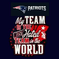 Yep, and I still support them! Go Pats! Best Football Team, Football Girls, Football Memes, Patriots Memes, Patriots Fans, New England Patroits, New England Patriots Football, Go Pats, Boston Sports