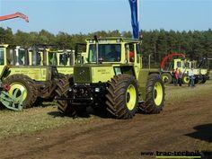 Classic Tractor, Heavy Equipment, Big Trucks, Farming, Mercedes Benz, Childhood, Track, Vehicles, Unique