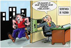 Dinheiro Público... Nosso dinheiro... Vai todo em impostos...