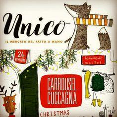MatErials Edp vi aspetta il 25&26  novembre.. a vicenza e a milano... #unicomarkt e #carrouselchristmasedition
