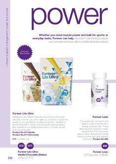 Forever Lite Ultra Vanilla/Chocolate - £19.72 Forever Lean - £34.68