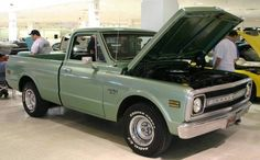 (1970s) Chevy Truck | Chevrolet C10 Trucks Chevy C-10 Pickups