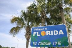 Florida...I will always have a love affair going with the strange sunshine state.