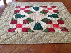 El acolchado me encantó, otro estilo para una carpeta que ya había hecho aquí.