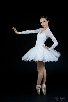 El Cisne blanco del lago