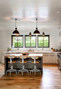 Mrs. Vintage Blog :: Modern Farmhouse Interior Design 1
