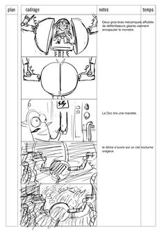 Storyboard RéAnimation - 3