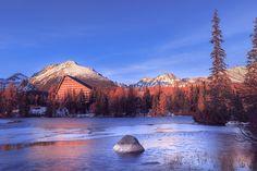 Glaciel lake