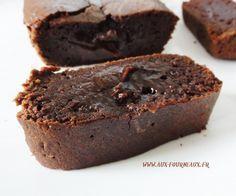 L inratable fondant au chocolat