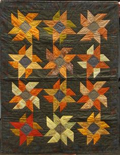 Projekt Puttetæpper Sunflower Quilts, First Photo, Blanket, Rugs, Sewing, Ideas, Home Decor, Scrappy Quilts, Projects