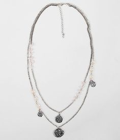BKE Coin Necklace - Women's Accessories | Buckle