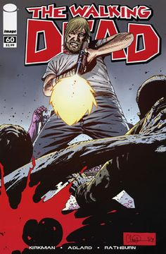 The Walking Dead : Comic Artwork.  I'd like to check out the comics someday.